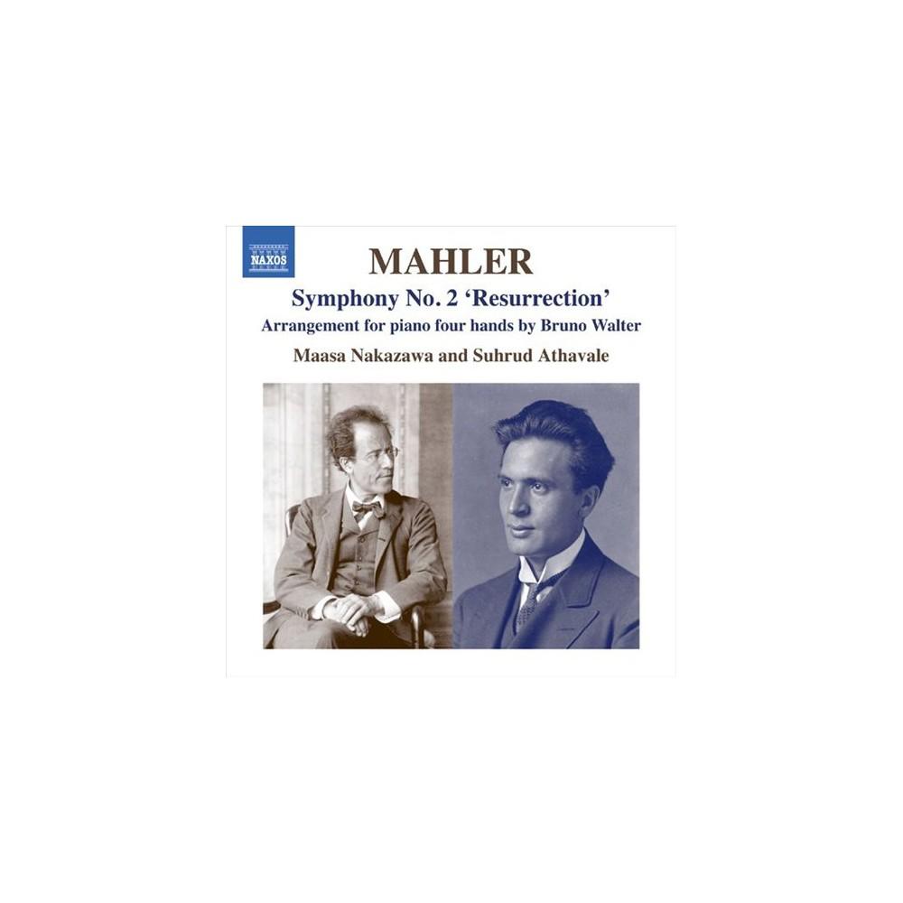 Gustav Mahler - Mahler:Symphony No 2 (CD)
