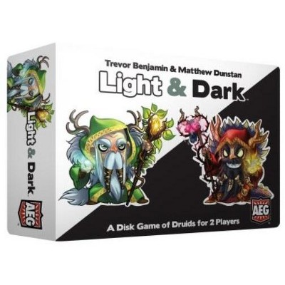 Light & Dark Board Game