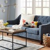 Bennington Mixed Material Coffee Table - Threshold™ - image 4 of 4