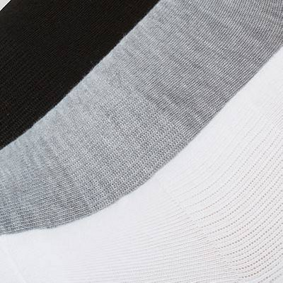 Black/Gray/White
