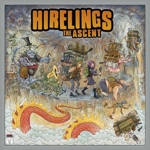 Hirelings - The Ascent Board Game - image 1 of 1