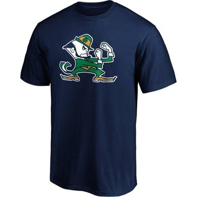 NCAA Notre Dame Fighting Irish Men's Short Sleeve Crew Neck Core T-Shirt