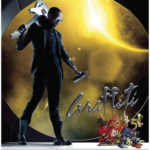 Chris Brown - Graffiti (Deluxe Edition) (CD) - image 1 of 2