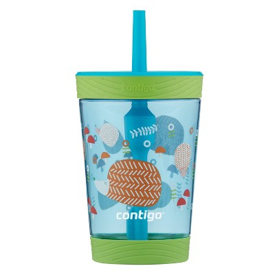Contigo 14oz Kids Plastic Spill-Proof Tumbler with Straw