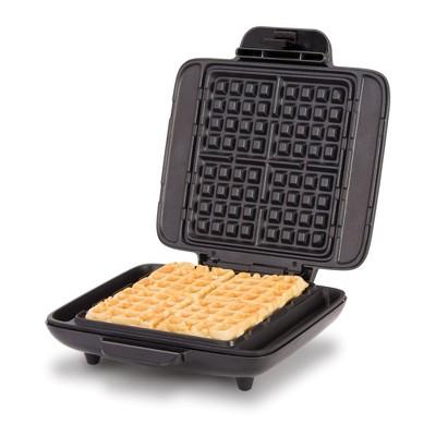 Dash No-Drip Waffle Maker - Graphite