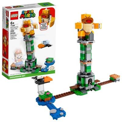 LEGO Super Mario Boss Sumo Bro Topple Tower Expansion Set 71388