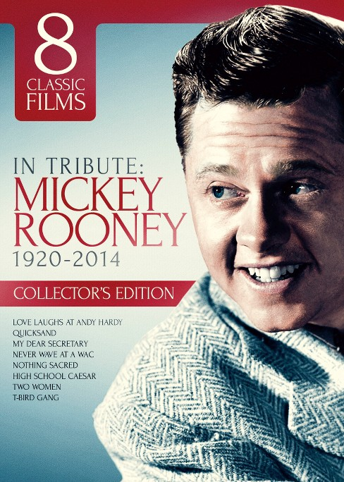 Mickey rooney commemoration collectio (DVD) - image 1 of 1