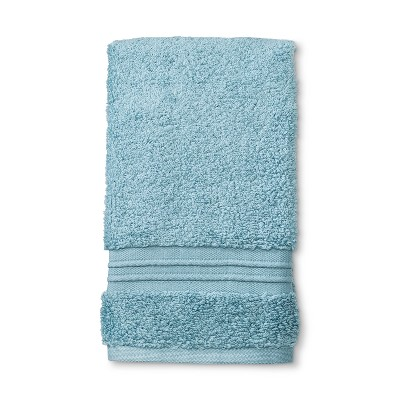 MicroCotton Spa Hand Towel Aqua - Fieldcrest®