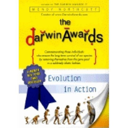 The Darwin Awards - by  Wendy Northcutt (Paperback) - image 1 of 1