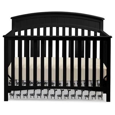 Graco® Charleston 4-in-1 Convertible Crib - Black