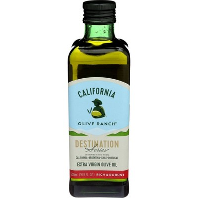 Olive Oil: California Olive Ranch Rich & Robust Extra Virgin Olive Oil