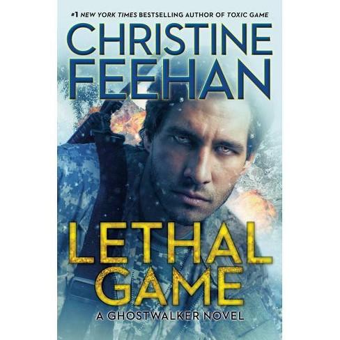 Lethal Game - (Ghostwalker Novel) by  Christine Feehan (Hardcover) - image 1 of 1