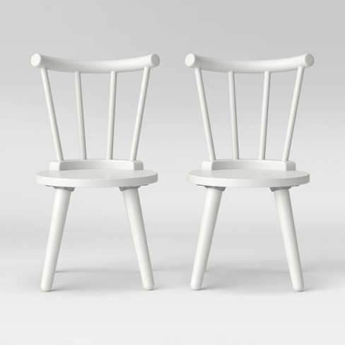 Fabulous Delta Children Homestead Chair Set 2Pc Bianca White Uwap Interior Chair Design Uwaporg