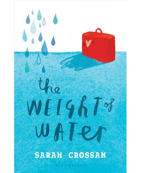 Weight of Water -  Reprint by Sarah Crossan (Paperback) - image 1 of 1