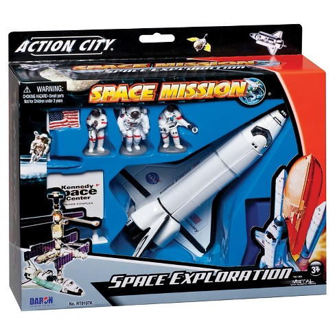Daron NASA Die-Cast Space Shuttle with Accessories - image 1 of 1
