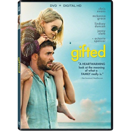 Gifted (Dvd + Digital), Movies