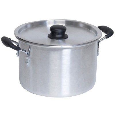 Imusa 8qt Stock Pot with Bakelite Handles