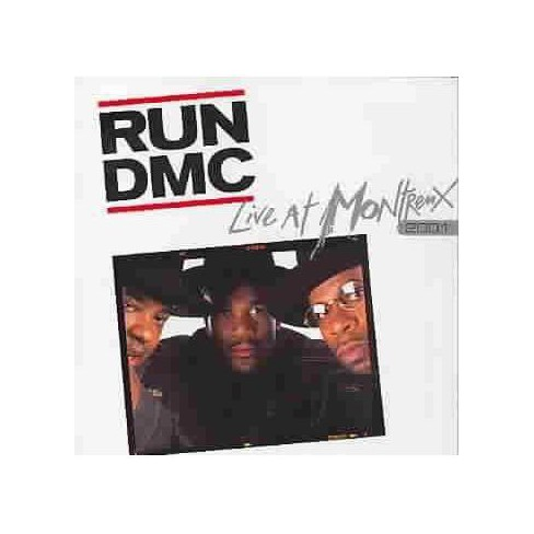 Run-D.M.C. - Live at Montreux 2001 (CD) - image 1 of 1