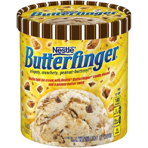 Dreyer's™ Butterfinger Peanut Butter Cups Ice Cream 48 oz - image 1 of 1