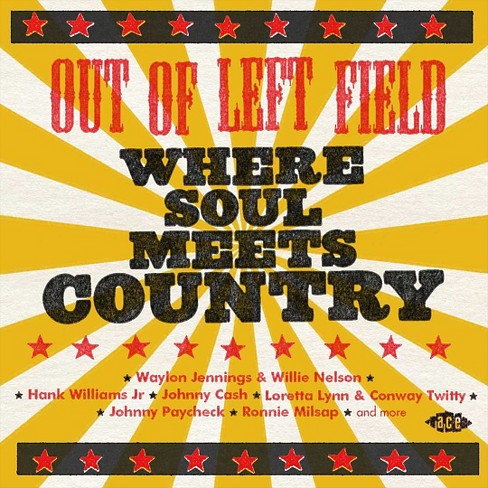 Various - Out of left field:Where soul meets co (CD) - image 1 of 1