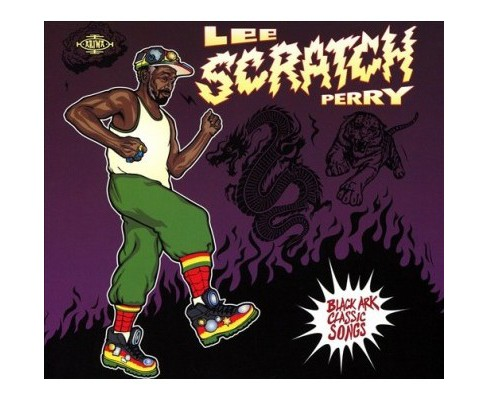 "Lee ""scratch"" Perry - Black Ark Classic Songs (CD) - image 1 of 1"