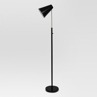 Dual Function LED Floor Lamp Black (Includes Energy Efficient Light Bulb)- Project 62™