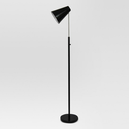 Dual Function LED Floor Lamp Black (Includes Energy Efficient Light Bulb) - Project 62™ - image 1 of 1