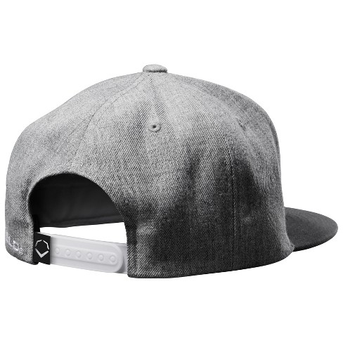 buy online b2dd9 458c0 ... where can i buy evoshield script snapback baseball softball hat  charcoal target 94dd7 9052a