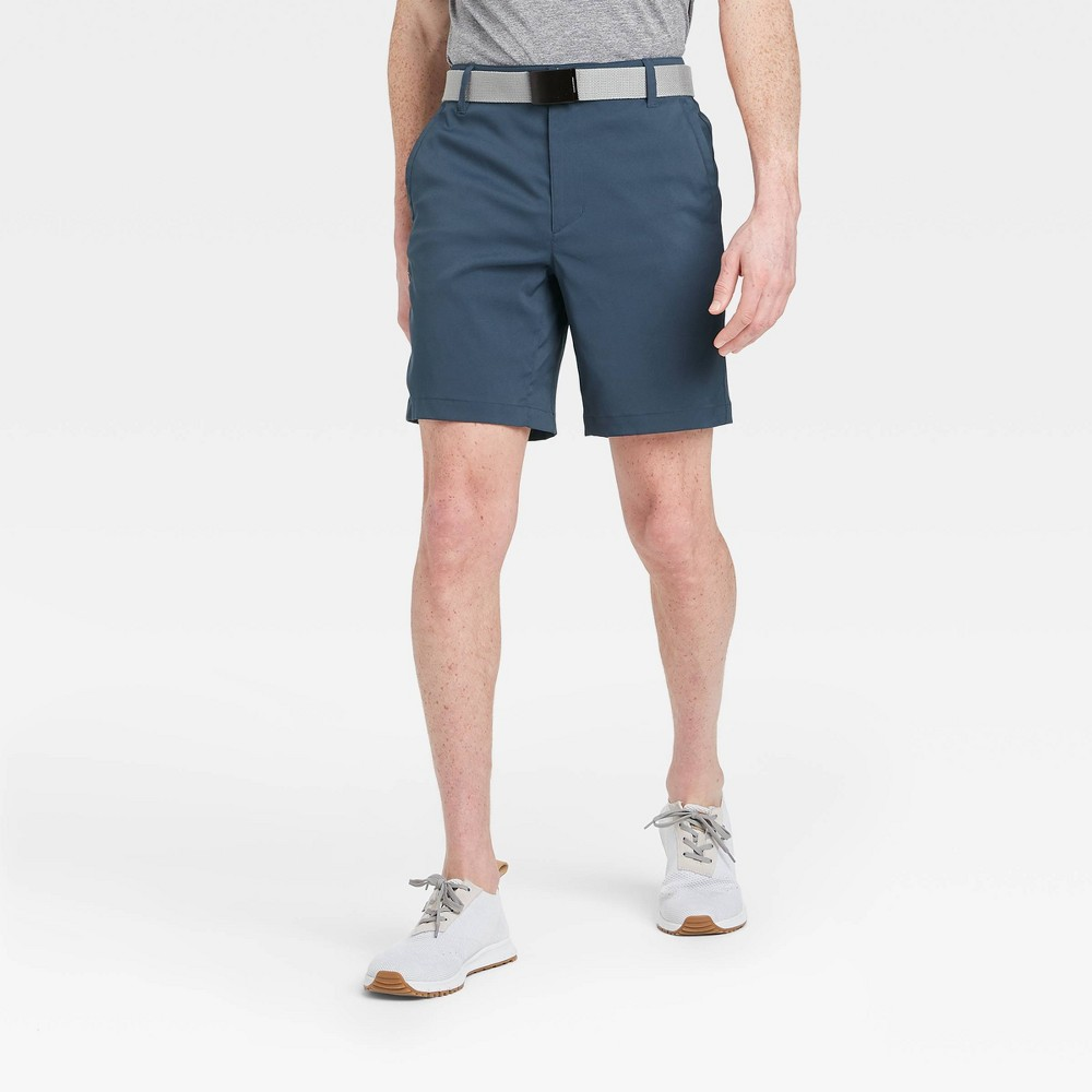 Men's Cargo Golf Shorts - All in Motion Navy 42, Men's, Blue was $30.0 now $20.0 (33.0% off)