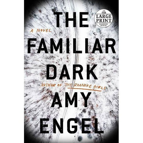 The Familiar Dark - Large Print by  Amy Engel (Paperback) - image 1 of 1