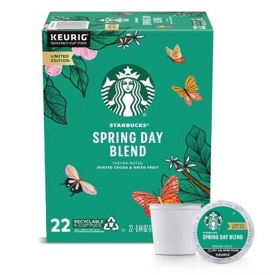 Starbucks Keurig K-Cup Spring Day Blend Medium Roast Coffee - 22ct/9.2oz