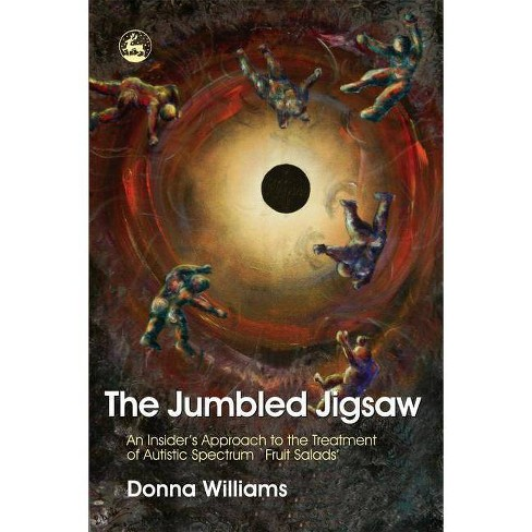 The Jumbled Jigsaw - by  Donna Williams (Paperback) - image 1 of 1