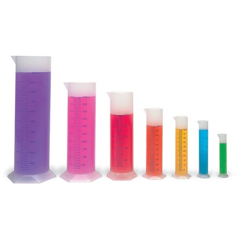 Learning Resources Graduated Cylinder Set, Set of 7, Ages 3+ - image 1 of 4