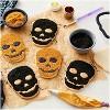 Wilton Plastic Skull Shape Halloween Grippy Cookie Cutter Black - image 3 of 4