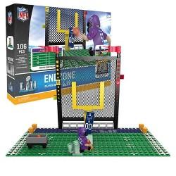 164da4f1cce NFL Minnesota Super Bowl 52 Endzone Oyo Minifigure Playset