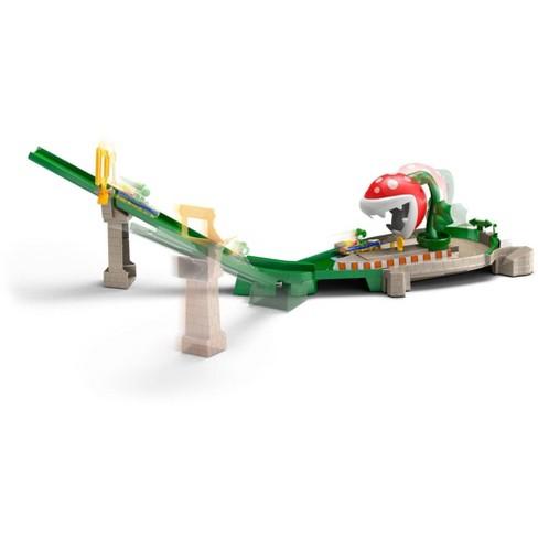Hot Wheels Mario Kart Piranha Plant Slide Trackset - image 1 of 4