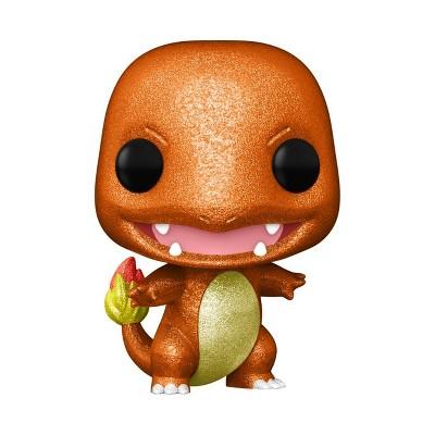 Funko POP! Games: Pokemon - Charmander (Diamond)( ECCC 2021 Shared Exclusive)