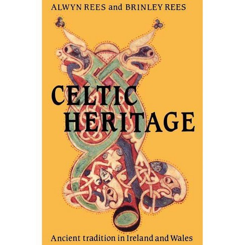 Celtic Heritage - by  Alwyn Rees (Paperback) - image 1 of 1