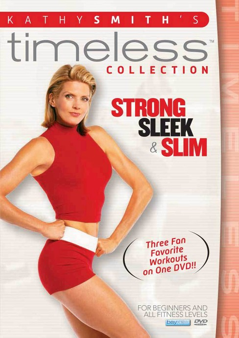 Kathy smith timeless coll:Strong slee (DVD) - image 1 of 1