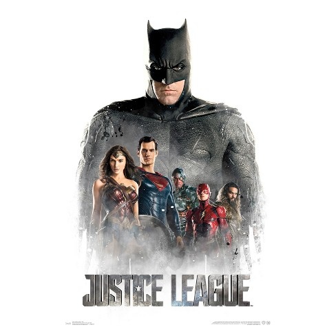 Justice League Mist Poster 34x22 - Trends International - image 1 of 2