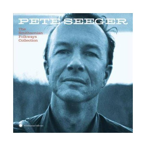 Pete Seeger - Pete Seeger: The Smithsonian Folkways Collection (CD) - image 1 of 1