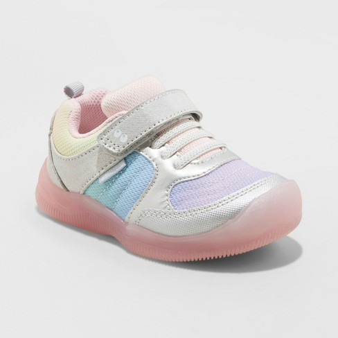 Toddler Girls' Surprize by Stride Rite Sabina Washable Bright Sneakers - image 1 of 4