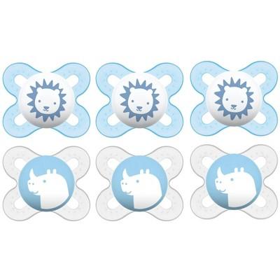 MAM Start Pacifier Bundle - BLue 2pk 3ct