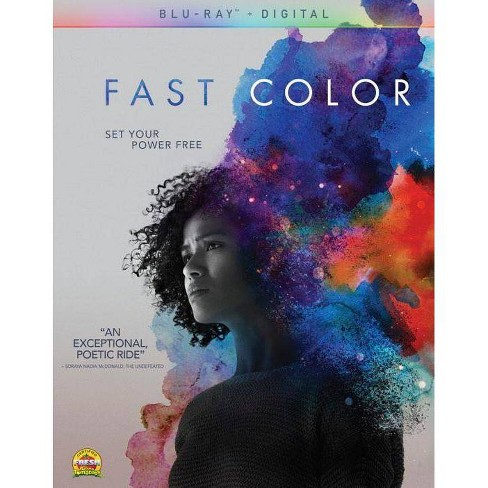 Fast Color (Blu-ray + DVD + Digital) - image 1 of 1