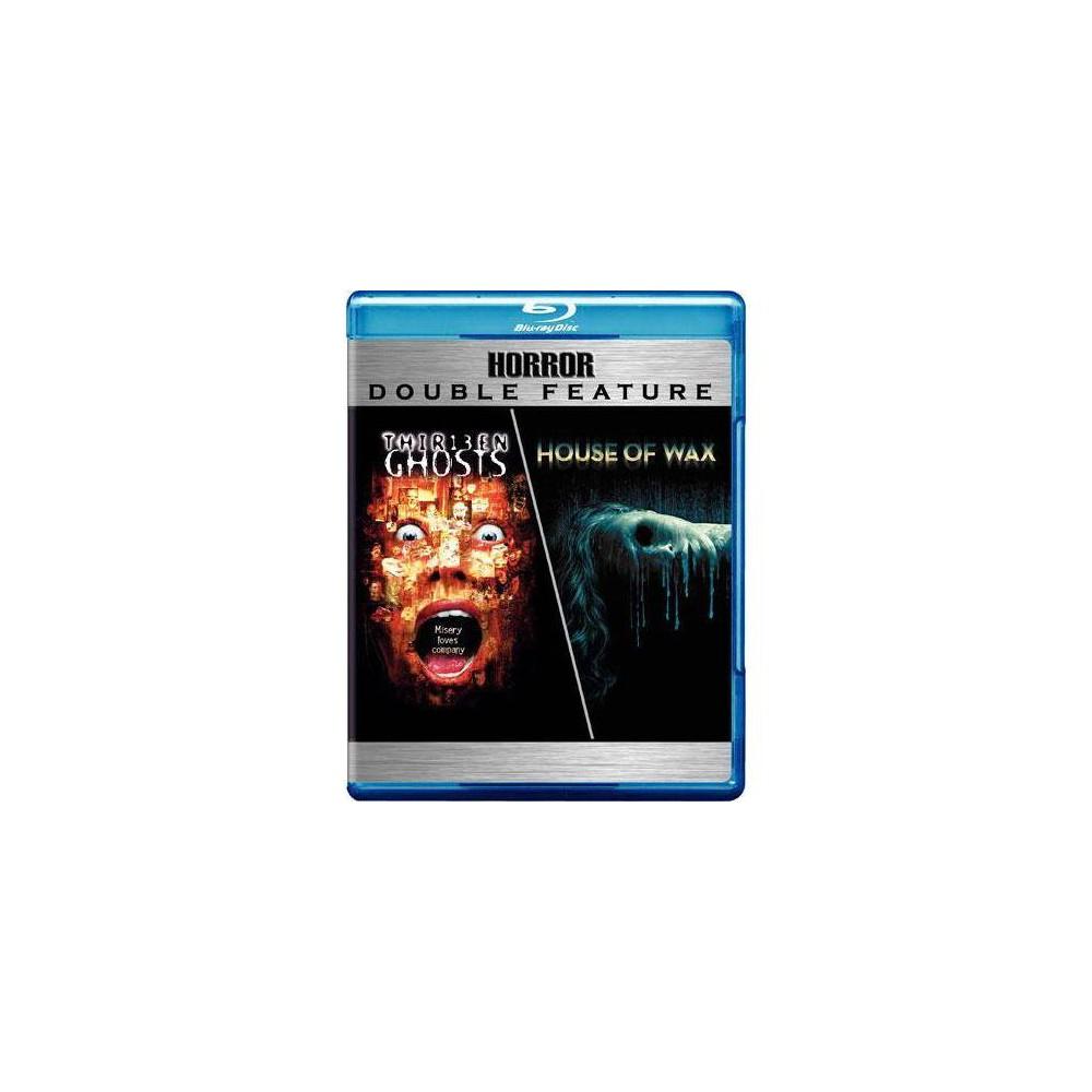 Thirteen Ghosts House Of Wax Blu Ray 2011