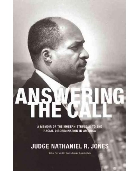 Answering the Call : An Autobiography of the Modern Struggle to End Racial Discrimination in America - image 1 of 1