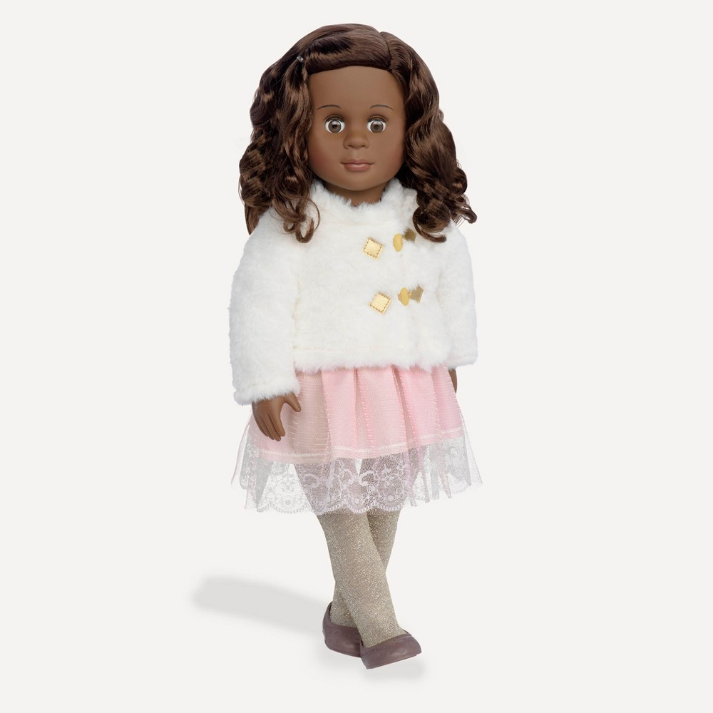 Our Generation 18 Holiday Doll - Hadia