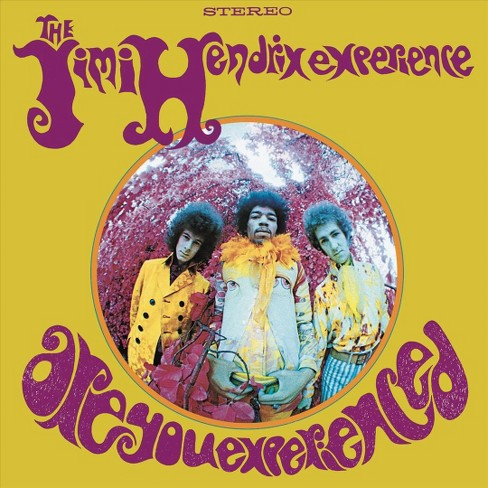Jimi Hendrix - Are You Experienced (Vinyl) - image 1 of 2
