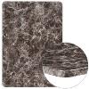 "Flash Furniture 30"" x 42"" Rectangular Gray Marble Laminate Table Top - image 3 of 4"