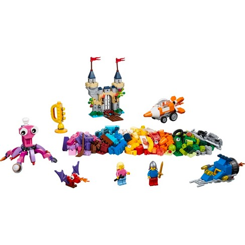 LEGO Build Bigger Thinking Ocean's Bottom 10404 - image 1 of 6